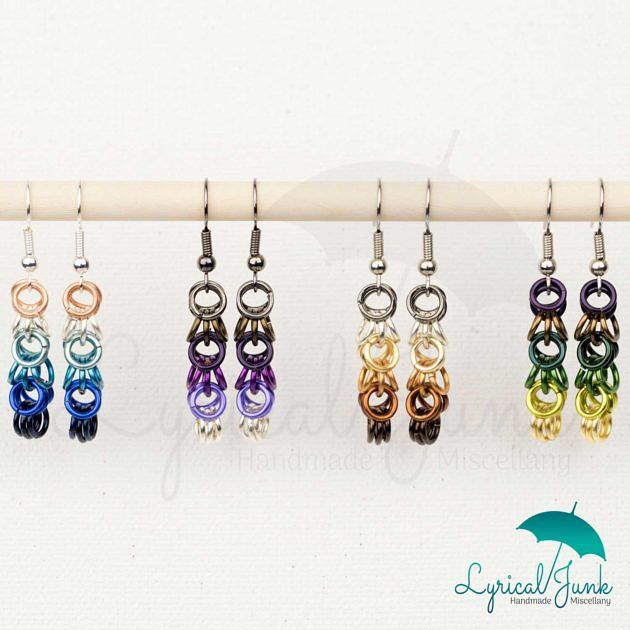 Gradient Earrings