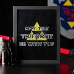 Permalink to May the Triforce Be With You