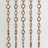 Mobius bracelets hanging