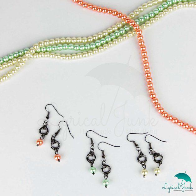 Möbius Earrings