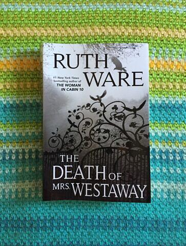 The Death of Mrs. Westaway_book cover